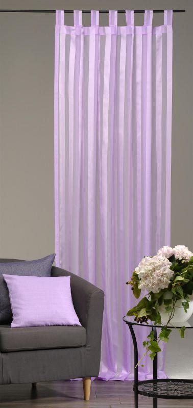 dekoschal isa 140x245 cm halb transparent voilegardine. Black Bedroom Furniture Sets. Home Design Ideas