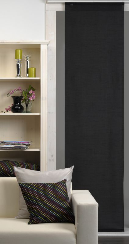 schiebegardine schiebevorhang franziska lichtdurchl ssig. Black Bedroom Furniture Sets. Home Design Ideas