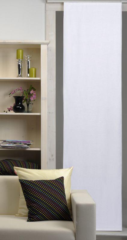 schiebegardine schiebevorhang franziska lichtdurchl ssig. Black Bedroom Furniture Sets. Home Design Ideas