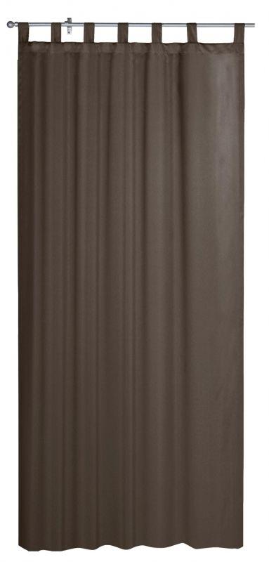 vorh nge vorhang gardine blickdicht ornamente creme 140x245 cm pictures to pin on pinterest. Black Bedroom Furniture Sets. Home Design Ideas