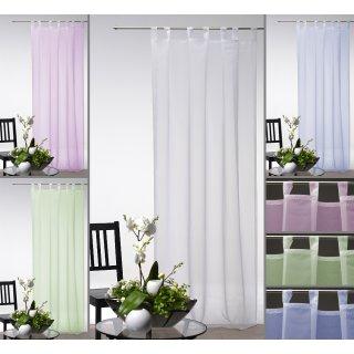 Voile dekoschal skylight gardine transparent vorhang ca for Haus und deko