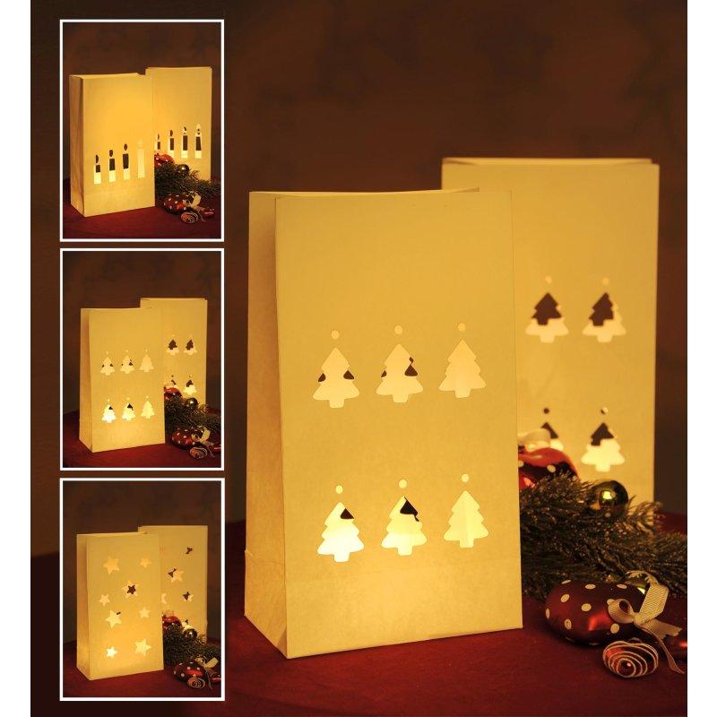 lichtt te geschenkt ten beige 2er set deko weihnachten 1447 haus und deko 1 45. Black Bedroom Furniture Sets. Home Design Ideas
