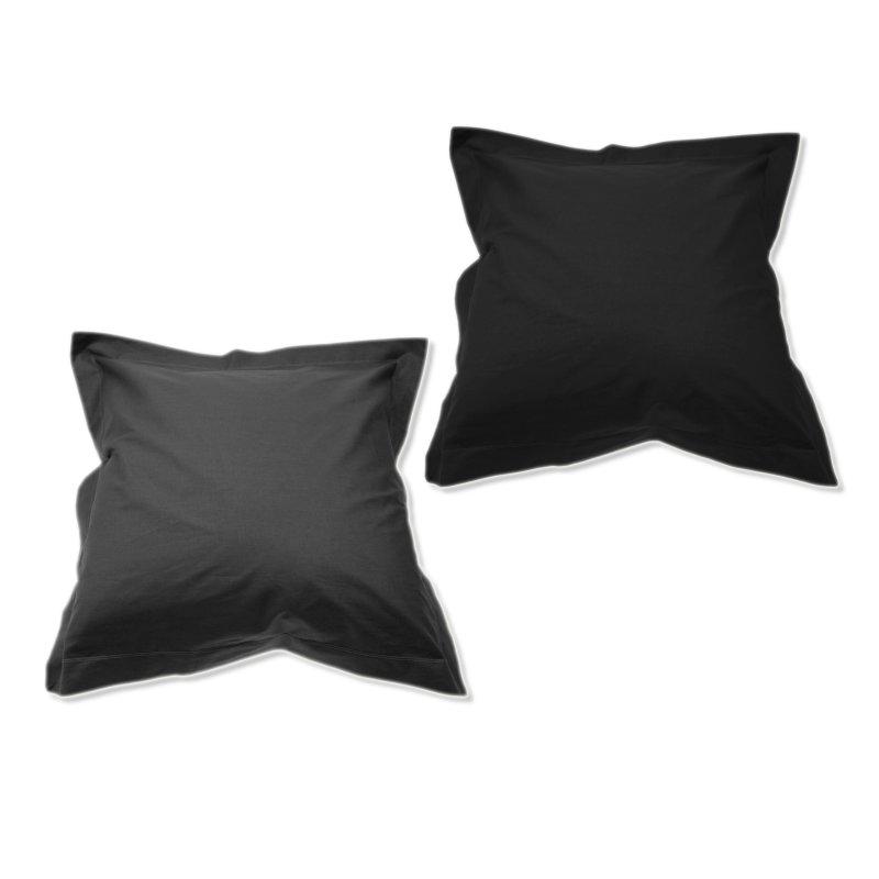 kissenh lle mit steg und hotelverschluss unifarben ca 63x63 cm 1483 haus und deko 8 95. Black Bedroom Furniture Sets. Home Design Ideas
