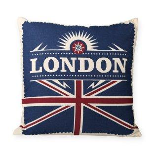 Kissenh Lle Vintage Gb Flagge London Ca 40x40 Cm