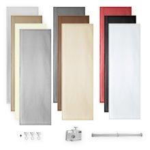schiebegardinen fl chenvorh nge g nstig online kaufen haus und de. Black Bedroom Furniture Sets. Home Design Ideas
