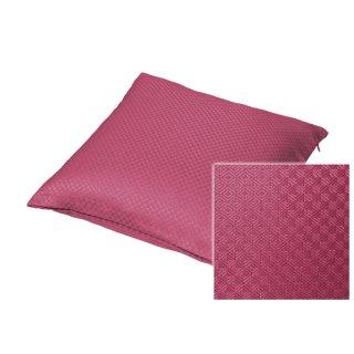 kissenbezug mit karomuster uni kissen bez ge 40x40 cm 50x50 cm dekoki 3 95. Black Bedroom Furniture Sets. Home Design Ideas