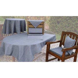 Bon ... Sitzkissen Outdoor Polster Kissen Stuhlplatte 42x42 Cm Stuhlkissen  Meliert Sitzauflage Garten Terrasse #2217