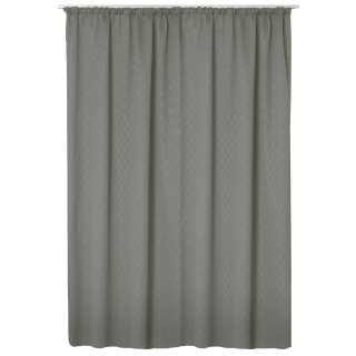Vorhang Grau Muster verdunklungsvorhang grau gardine blickdicht 270x245 rauten muster