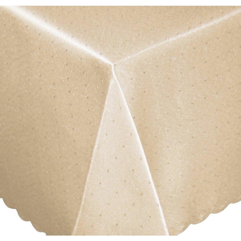 tischdecke eckig 130x160 cm phase struktur ecru haus und. Black Bedroom Furniture Sets. Home Design Ideas