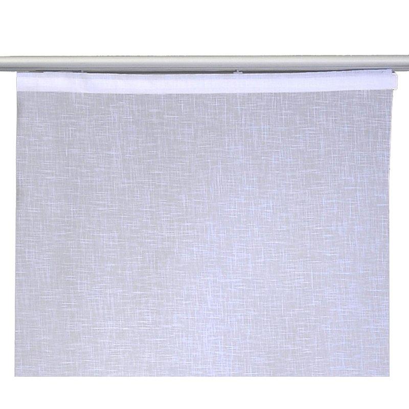 schiebegardine meliert desire fl chenvorhang ca 60x245 cm gardine 1 12 95. Black Bedroom Furniture Sets. Home Design Ideas