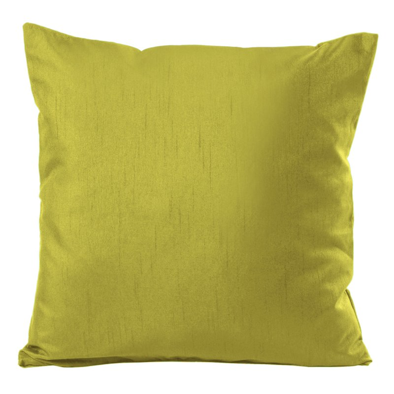 kissenh lle wildseide optik uni 40x40 cm gr n hell haus und deko 4 75. Black Bedroom Furniture Sets. Home Design Ideas