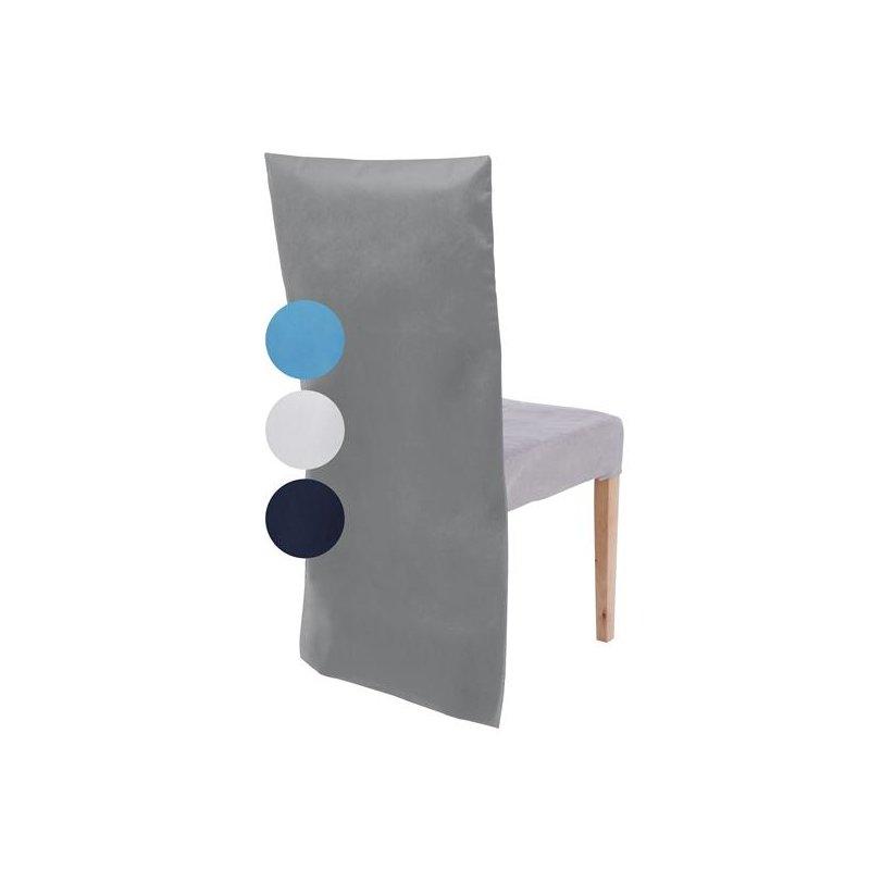 Festliche stuhlhusse uni deko stuhl bezug 2er set berzug for Festliche deko