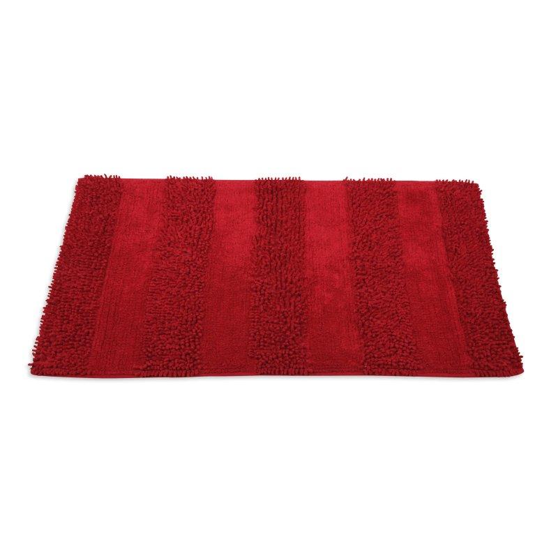 badezimmerteppich shaggy streifen duschvorleger badematte. Black Bedroom Furniture Sets. Home Design Ideas