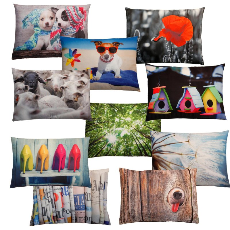 dekokissen fotodruck kissenbezug 40x60 1332 haus deko. Black Bedroom Furniture Sets. Home Design Ideas