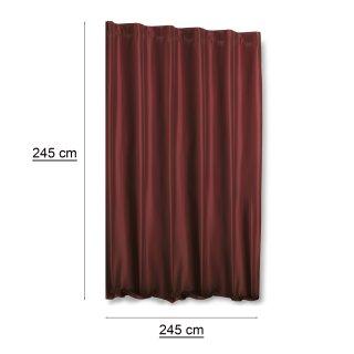 thermogardine alaska bordeaux extra breit polar fleece kr uselband 24 59 95. Black Bedroom Furniture Sets. Home Design Ideas