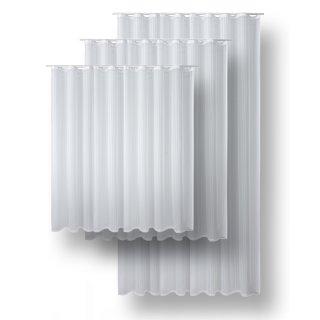 t r gardine panneaux bestickt mit blumen wei ca 60x180cm verschiedene modelle 306 haus. Black Bedroom Furniture Sets. Home Design Ideas