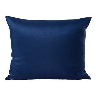 kissenh lle seidenglanz uni kissenbezug zierkissen deko. Black Bedroom Furniture Sets. Home Design Ideas