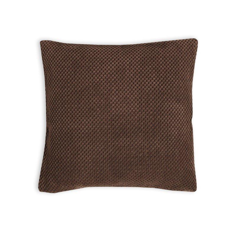 kissenh lle life bi color 60x60 cm braun haus und deko 14 95. Black Bedroom Furniture Sets. Home Design Ideas