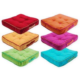 matratzenkissen bi color sitzkissen sommer stuhlkissen kissen auflage 9 75. Black Bedroom Furniture Sets. Home Design Ideas
