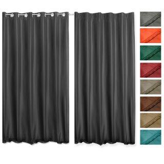 thermogardinen viele gr en farben bei haus und deko haus und dek seite 2. Black Bedroom Furniture Sets. Home Design Ideas