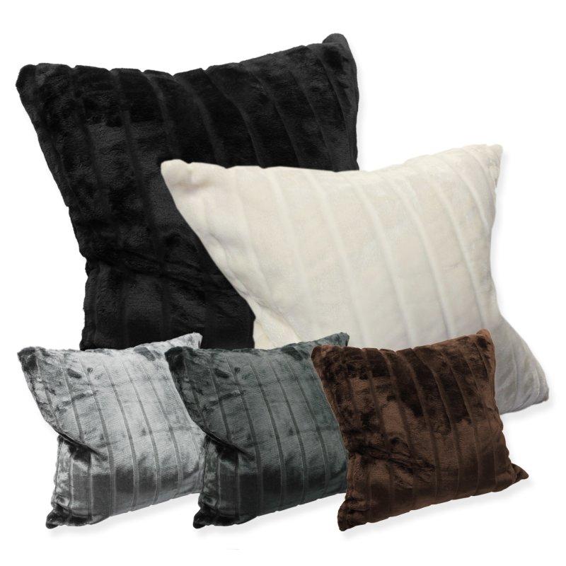 flauschige kissenh lle cashmere touch super soft kissenbezug 50x50 cm 12 95. Black Bedroom Furniture Sets. Home Design Ideas