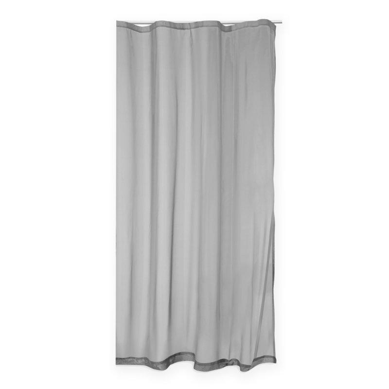voile uni vorhang transparent baumwoll optik kr uselband 140x245 voil 11 95. Black Bedroom Furniture Sets. Home Design Ideas