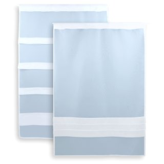 fenstergardine scheibengardine wei ca 80x110 cm stangendurchzug raf 8 95. Black Bedroom Furniture Sets. Home Design Ideas