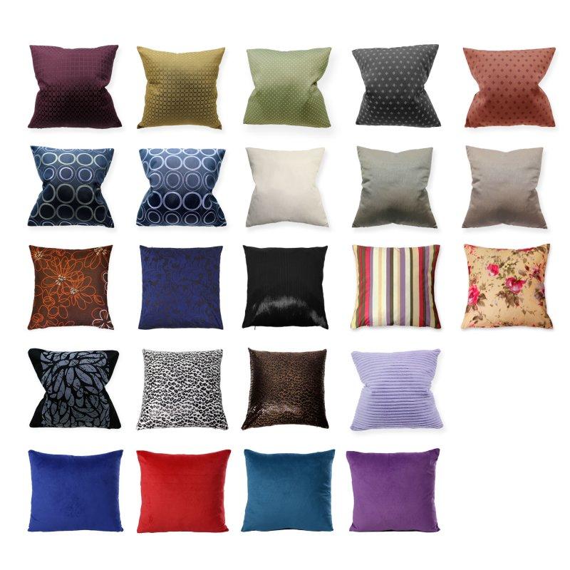 kissenh llen allerlei kissenbezug fundgrube zierkissen restposten dek 3 95. Black Bedroom Furniture Sets. Home Design Ideas