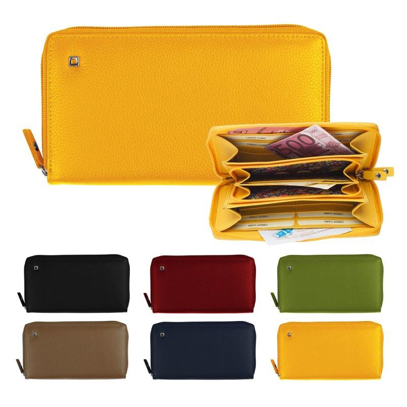 portemonnaie geldb rse echt leder 19x10 cm farbwahl 1787 haus deko haus und deko 37 95. Black Bedroom Furniture Sets. Home Design Ideas