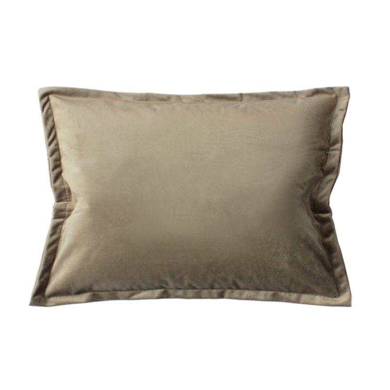 kissenh lle 30x50 cm mit steg samt optik kissenbezug. Black Bedroom Furniture Sets. Home Design Ideas